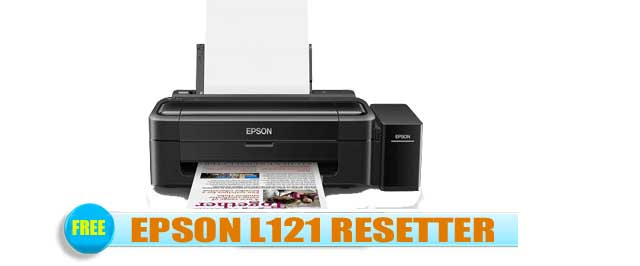 Epson L121 Adjustment Program
