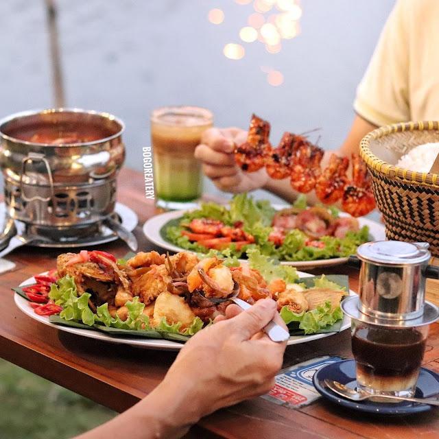 Menu di Saung Berkah Resto Cibinong