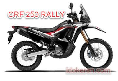 CRF 250 RALLY