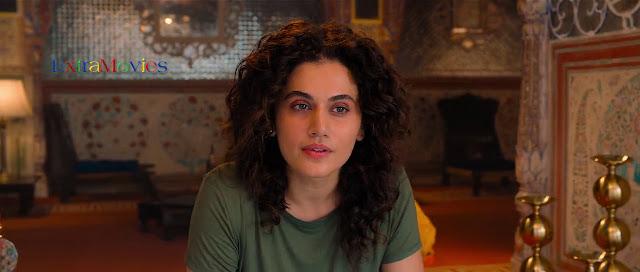 Annabelle Sethupathi 2021 Full Movie [Hindi-DD5.1] 720p & 1080p HDRip