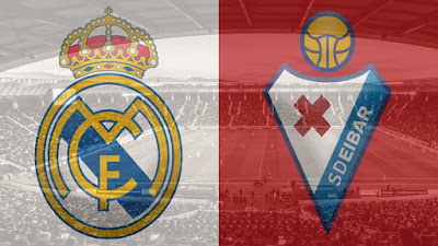ريال مدريد ضد ايبار
