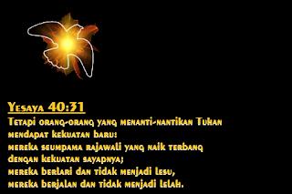 Ayat Emas Alkitab tentang Kekuatan dalam Kelemahan