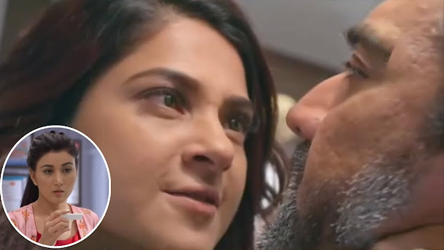 Mindblowing Twist :  MJ scared with Maya's undetected killer avatar in Beyhadh 2