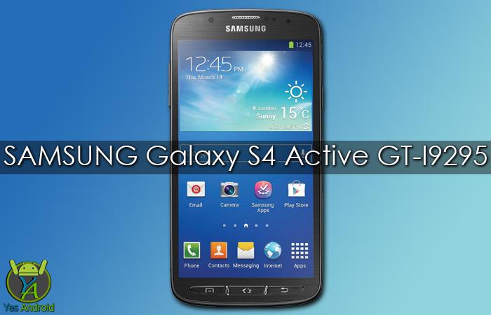 I9295XXSDPL2   Galaxy S4 Active GT-I9295