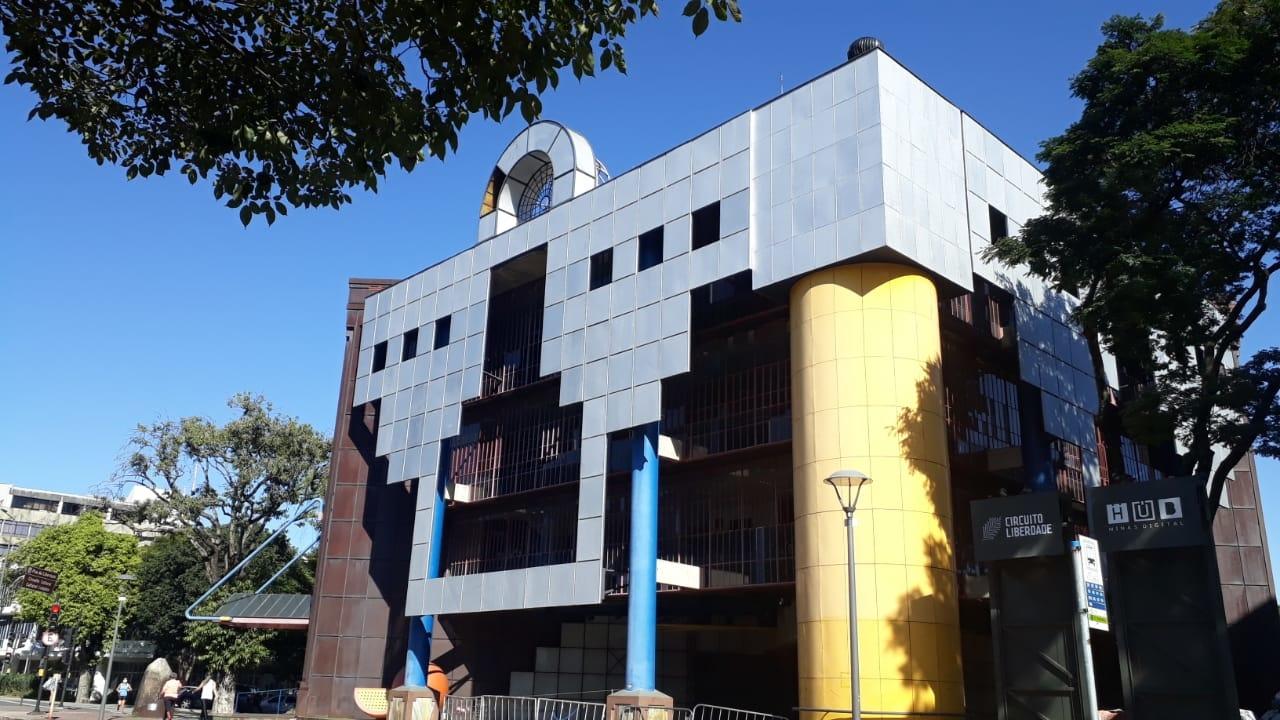 Edifício Rainha da Sucata - no Circuito Praça da Liberdade, Belo Horizonte