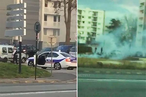 Yvelines : Les policiers violemment pris à partie dans le quartier du Valibout à Plaisir