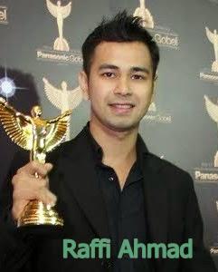 Profil dan Biodata Raffi Ahmad