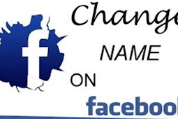How to Change Name With Facebook Profile Link