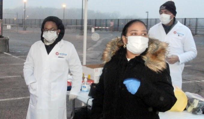 Médicos confirman numerosos dominicanos dan positivo en pruebas de coronavirus