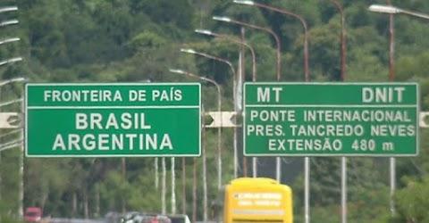 Países da América Latina fecharam fronteiras para estrangeiros