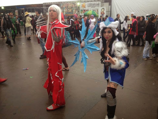 Anime Friends 2014 \o/
