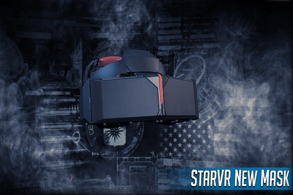 Payday 2 StarVR New Mask