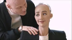 Humanoid Robot : Sophia