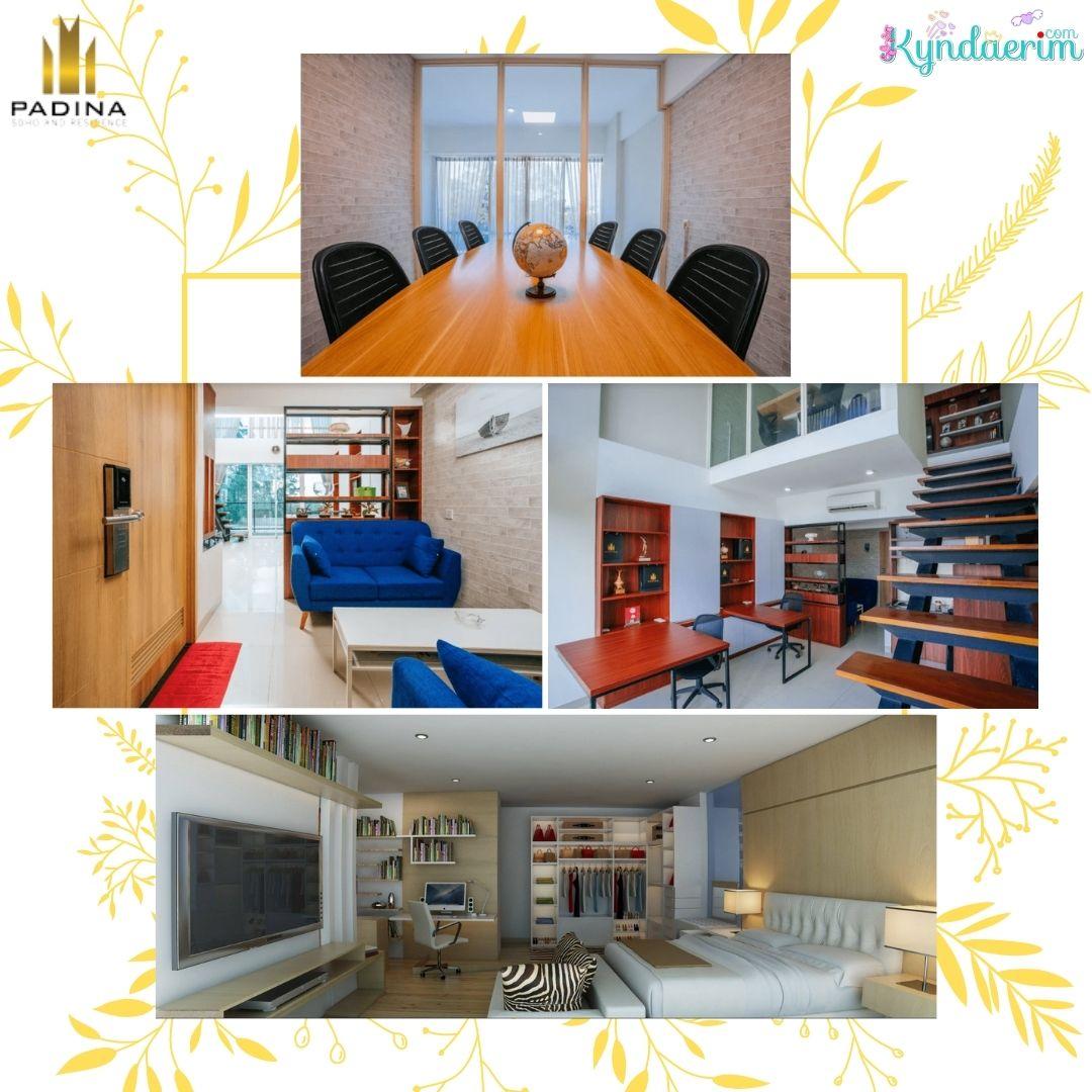 Apartemen Tangerang Modern, Padina SOHO Juaranya!