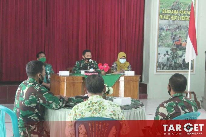 Kodim PATI : TMMD Sengkuyung Tahap III Akan Segera Dimulai Tanggal 22 September