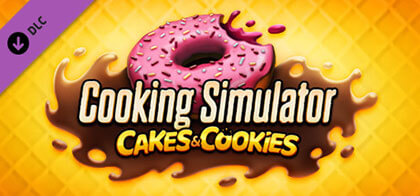 تحميل لعبة محاكاة الطبخ Cooking Simulator Cakes and Cookies للكمبيوتر برابط مباشر