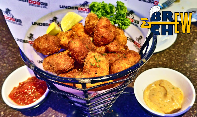 Underdoggs Sports Bar and Grill, Bangalore | Popcorn Shrimp