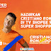 Hadirkan Cristiano Ronaldo di TV Shopee 9.9 Super Shopping Day