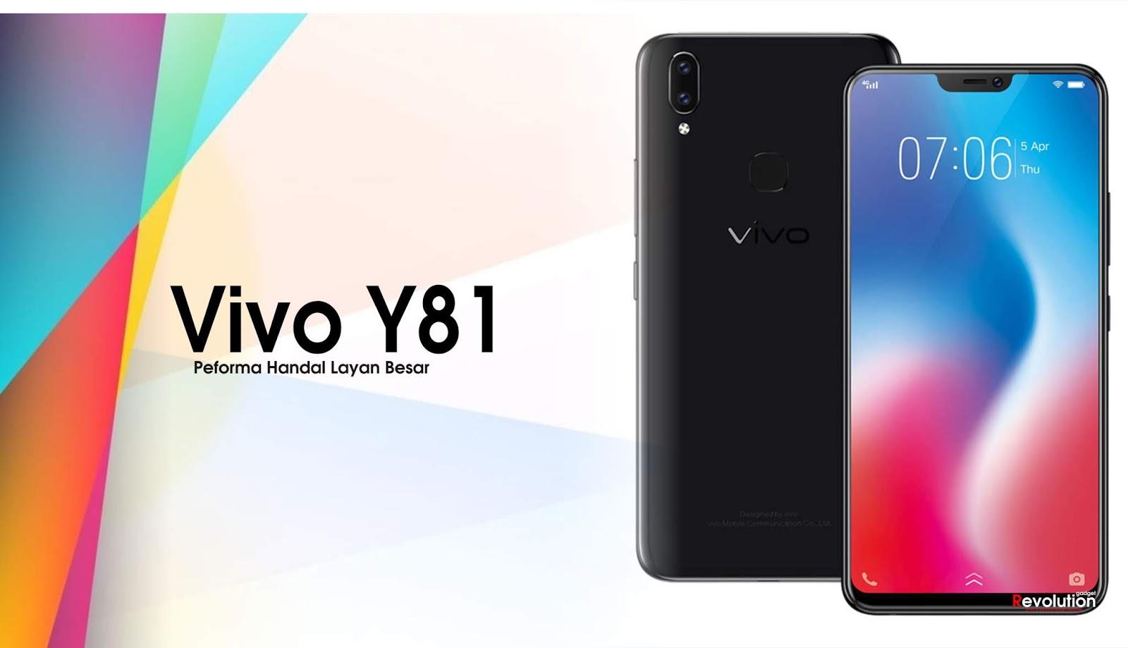 Harga Vivo Y81 Dan Spesifikasi Smartphone Layar Full Hd