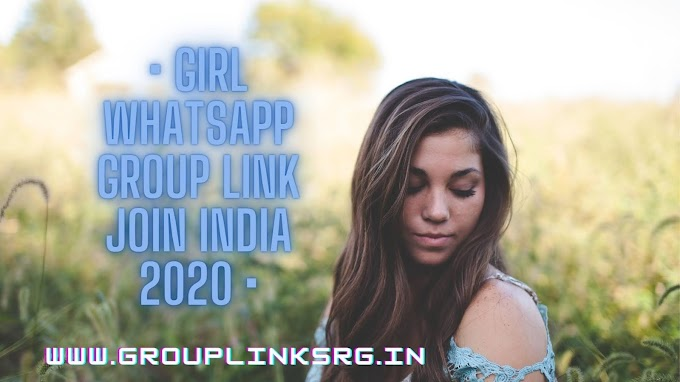 500+ New And Active Girl WhatsApp Group Link Join India 2020