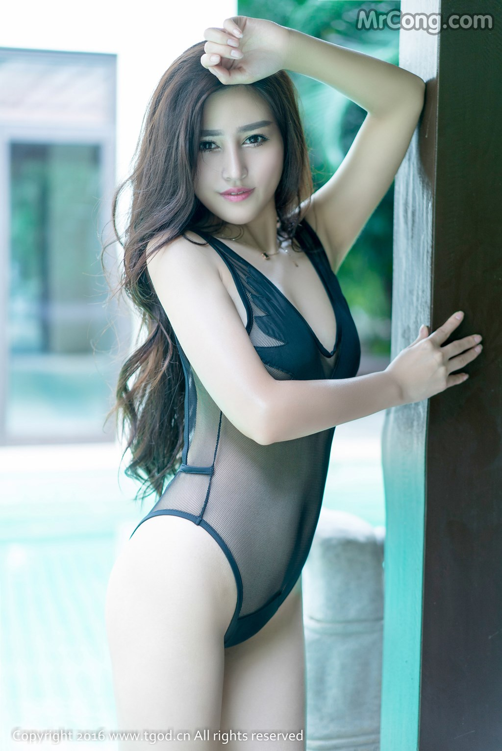 TGOD 2016-03-22: Model Wang Pei Ni (汪佩妮Penny) (16P)