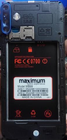 maximum MB99 FLASH FILE WITHOUT PASSWORD MT6580 MB99 U2 100% OK