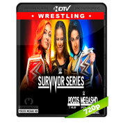 WWE Survivor Series (2019) HDTV 720p Latino Ingles Both brands