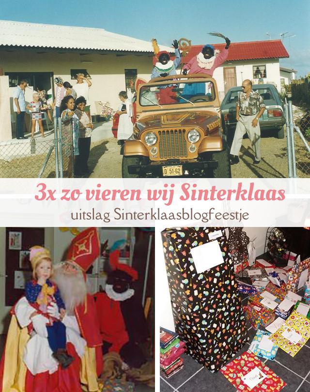 Mijn drie favorieten van het Sinterklaasblogfeestje 2016.