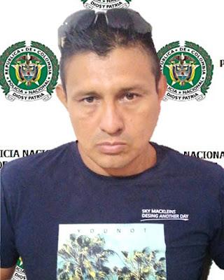 Cuatro capturados en el sur del Cesar, entre ellos El Indio del ELN