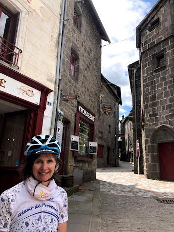 French Village Diaries cycling holiday Tour des Gorges de Haute Dordogne