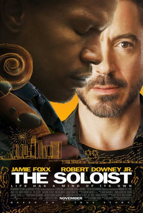 The Soloist (2009) BluRay 720p