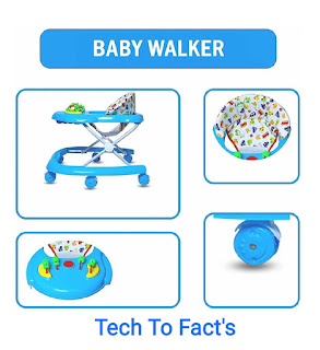 What is the price-review Baby Walker?
