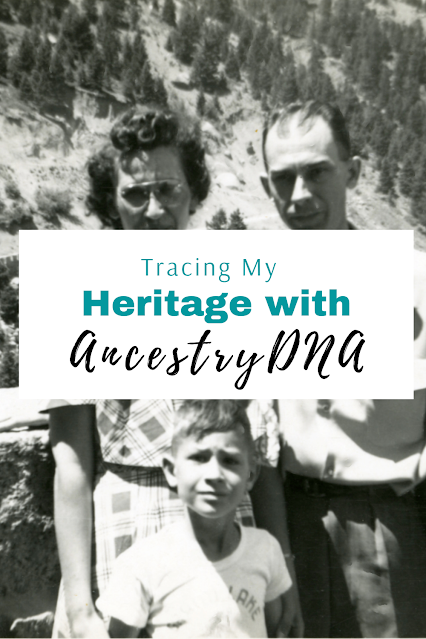 Tracing My Heritage with AncestryDNA by Musings of a Museum Fanatic #genealogy #familyhistory #ancestors #DNA