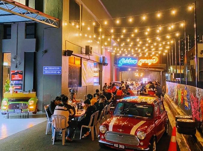 Shisha Garage, Bandar Sunway
