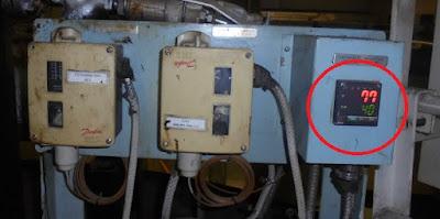 Контроллер подогревателя (низкая температура)