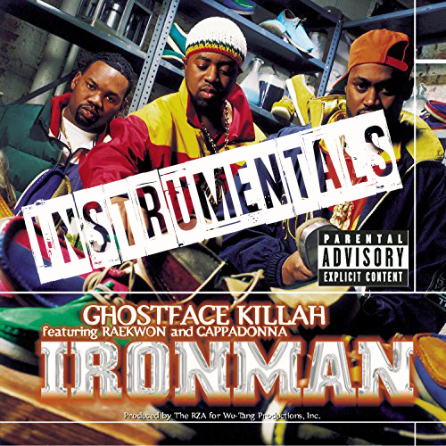 Nuthin But The Music: Ironman Instrumentals