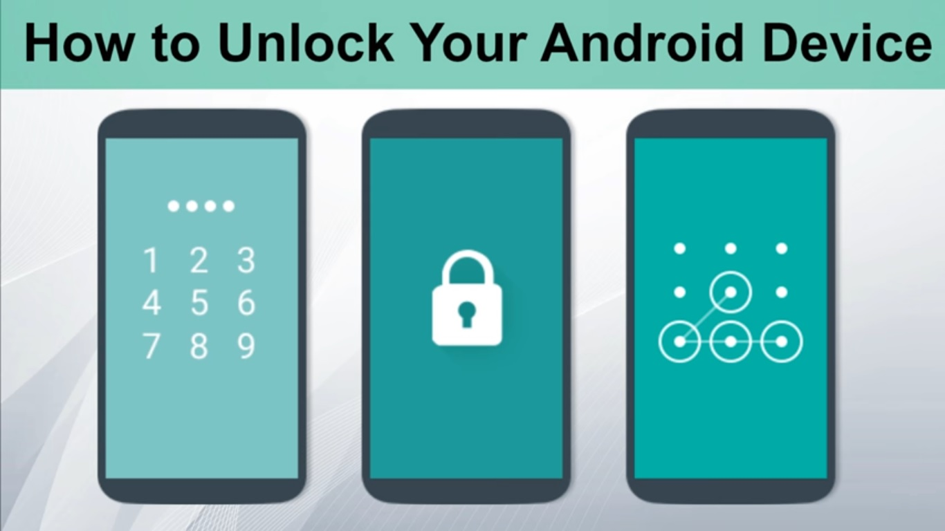 How to unlock Android Phone / Remove / ​​Pin / Pattern / Password