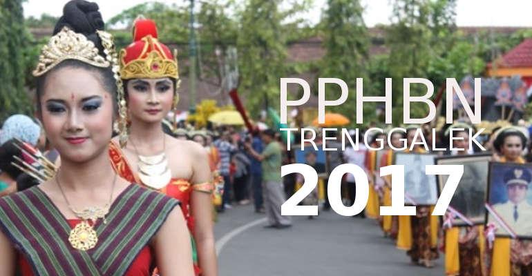 Jadwal PPHBN Trenggalek Tahun 2017