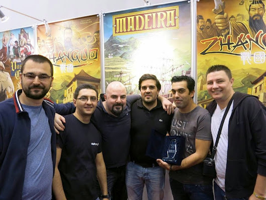 Madeira Game of the Year in Romania !