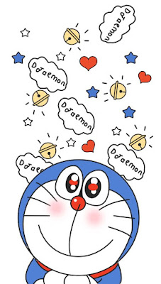 Cinta Doraemon.
