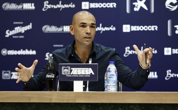 Málaga, Alexander González tiene una cláusula para seguir un año más