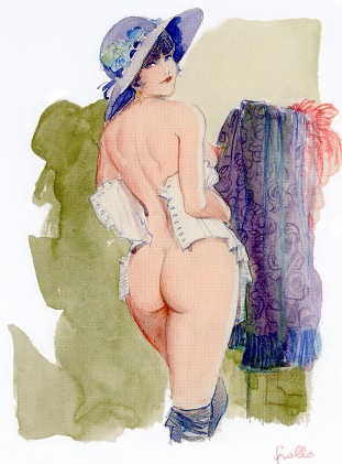 leone frollo enemas