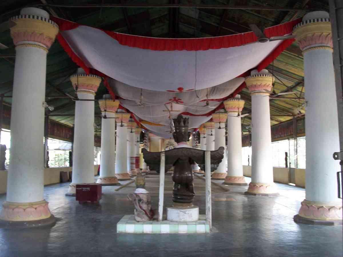 Garamur Satra in Majuli
