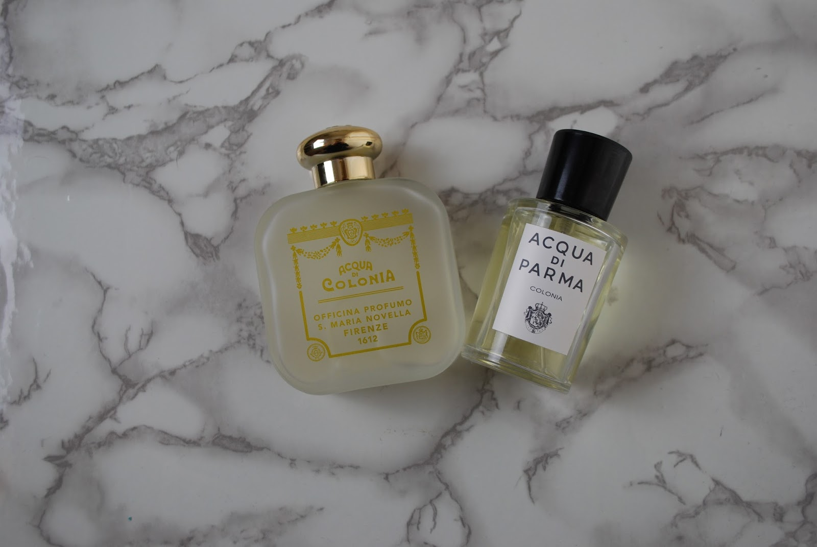 best botanical fragrances best natural fragrance floral fragrance acqua di parma review Santa Maria novella review