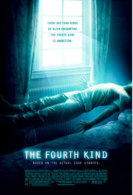 Poster - The Fourth Kind, 2009