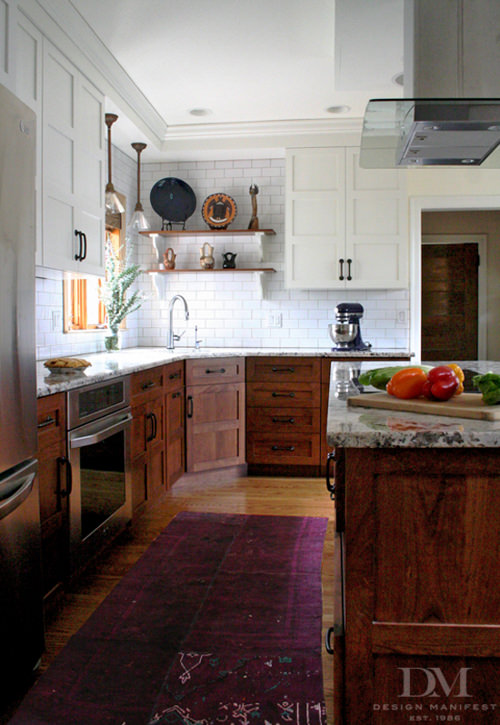 11 Stunning Kitchens With Wood Cabinets Postcards From The Ridge