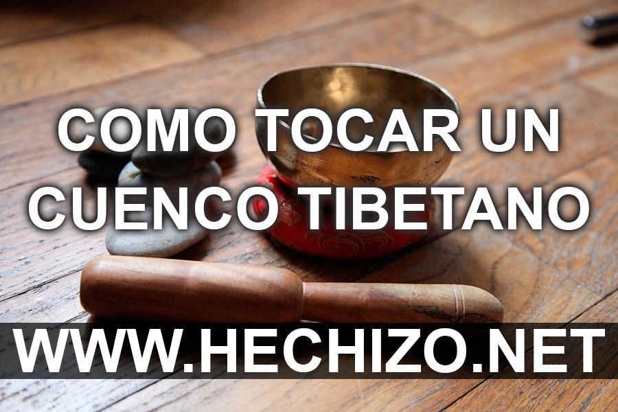Como tocar un Cuenco Tibetano o Tazón Tibetano