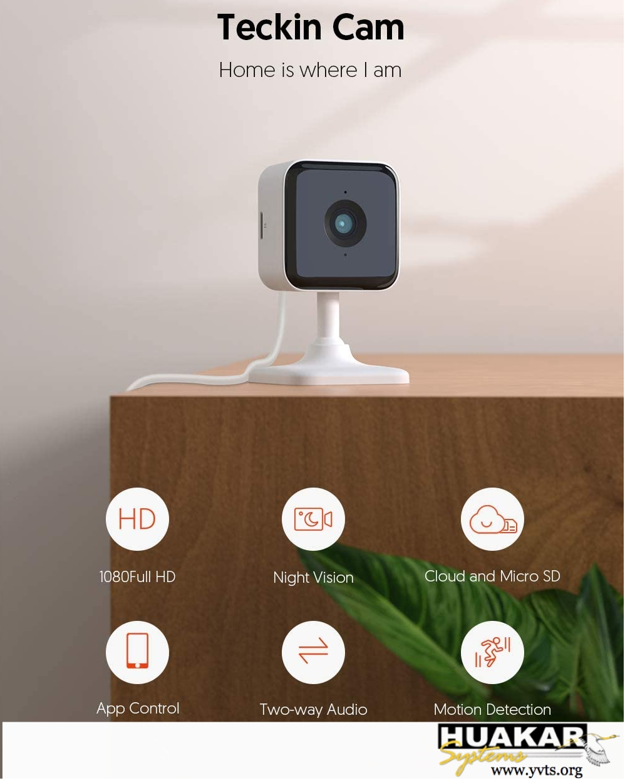HS-SC1003 - Cámara Wi-Fi Teckin 1080P