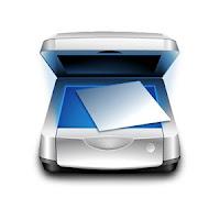 Sharp MX-B455W Scanner