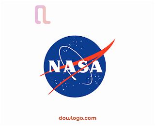 Logo NASA Vector Format CDR, PNG
